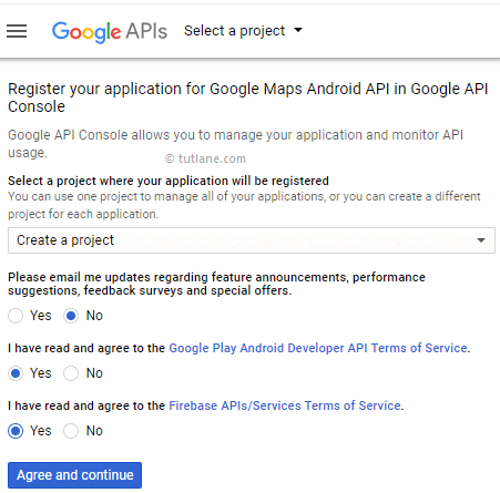 Android Google Maps API with Examples - Tutlane