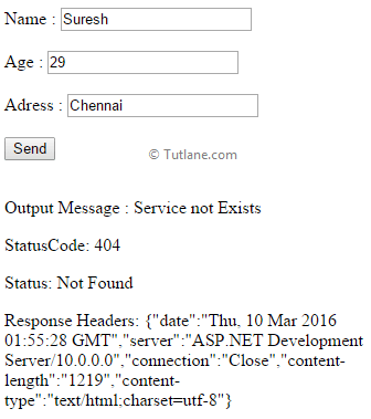 AngularJS Http Post Method ($http post) with Parameters Example