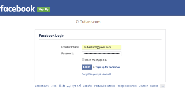 OAuth Facebook Login for Asp Net MVC Website with Example - Tutlane