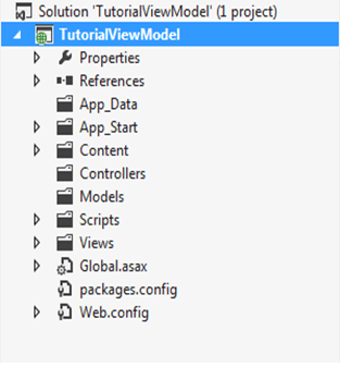 viewmodel structure in asp.net mvc application