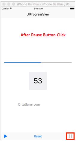 iOS Progress Bar (Progress View) - Tutlane